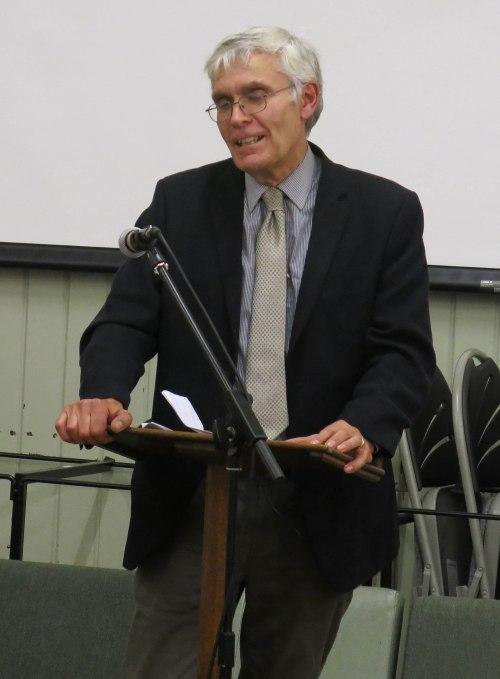 Nigel honours the memory of Robert Burns.