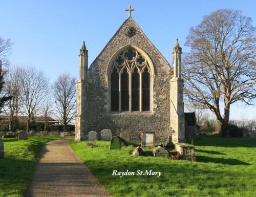 Raydon St.Mary