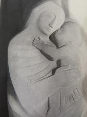 Barbara Hepworth Virgin & Child