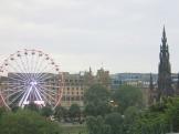 Scott Memorial & wheel
