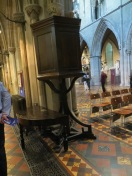 Dean Swift's travelling pulpit