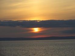 Sunrise over Skye