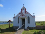 Chapel built by POWs