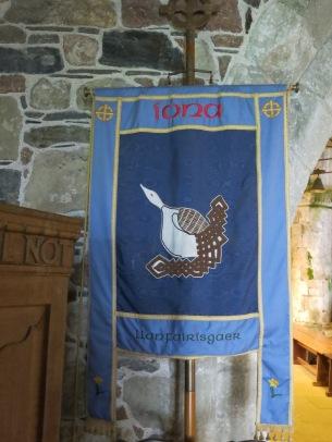 Wild Goose banner
