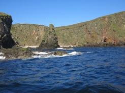 Cruise round the cliffs