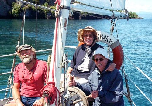 Sailing on Barbary